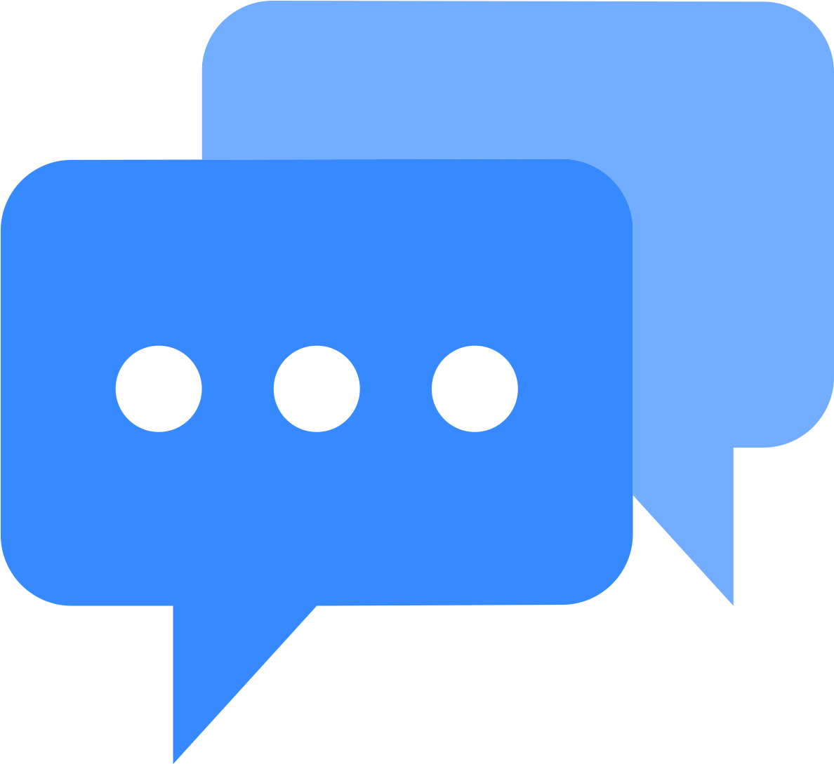 toggle chat overlay